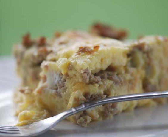 Low Cholesterol Breakfast Recipes  Weight Watcher Breakfast Casserole