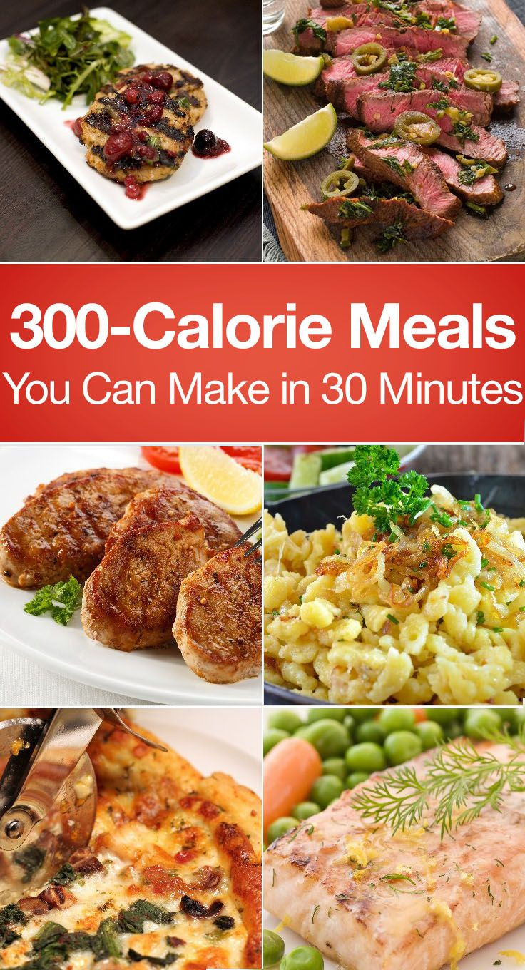 Low Cholesterol Dinners  300 Calorie Meals You Can Make in 30 Minutes
