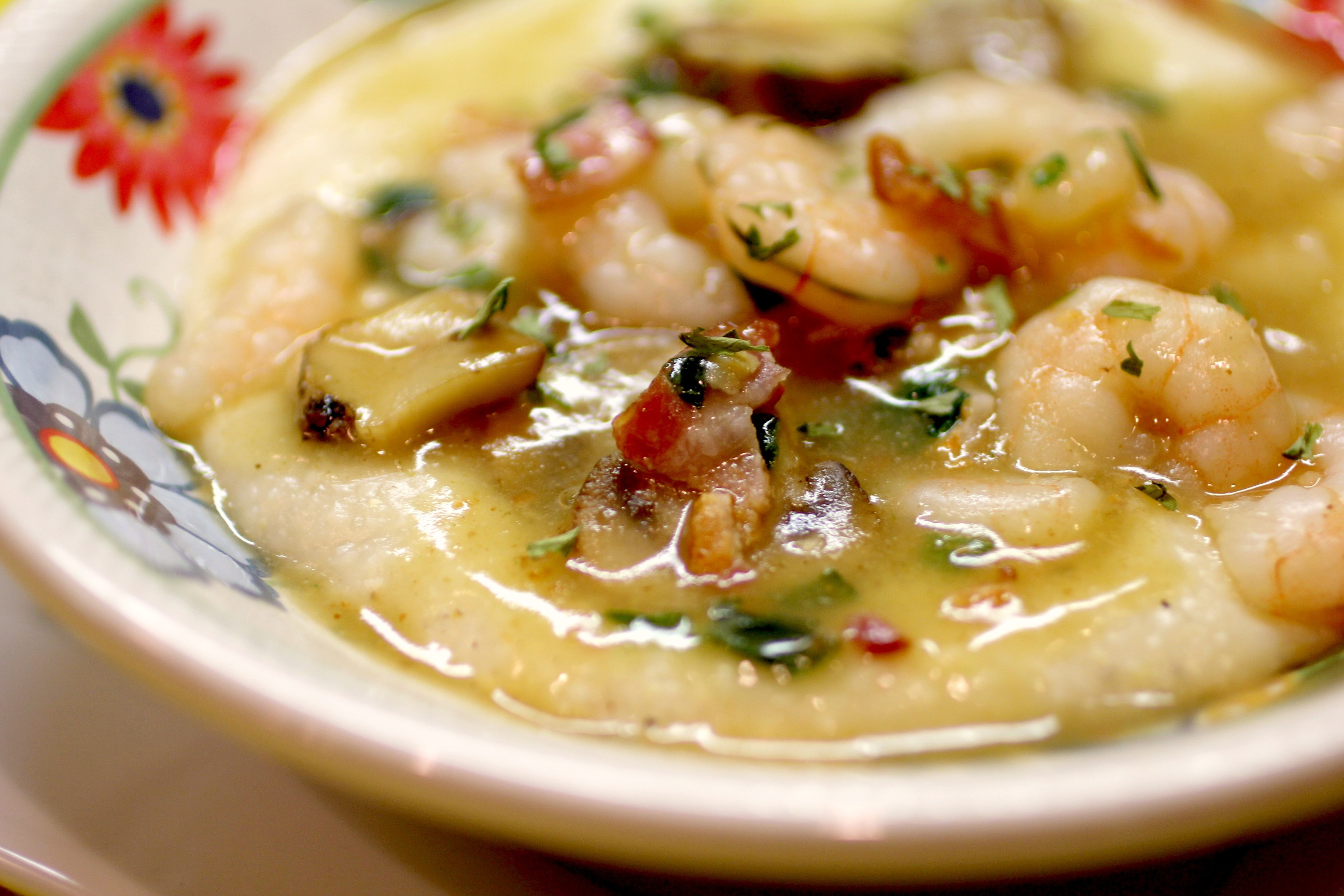 Low Country Shrimp And Grits  Low Country Shrimp & Grits