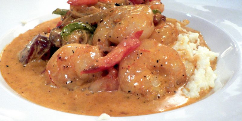Low Country Shrimp And Grits  Low Country Shrimp & Grits Recipe Geechie Boy Mill
