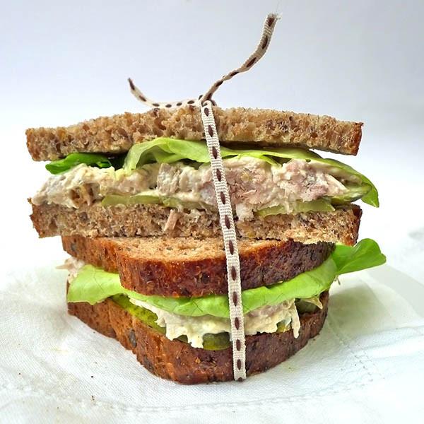 Low Fat Chicken Salad  Low fat chicken salad sandwich