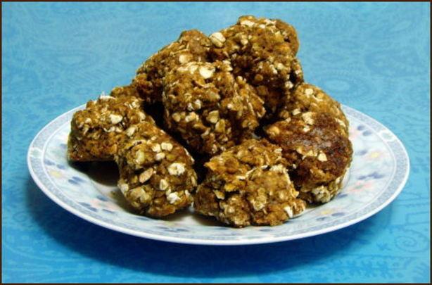 Low Fat Cookie Recipes  Low Fat Pumpkin Oatmeal Cookies Recipe Food