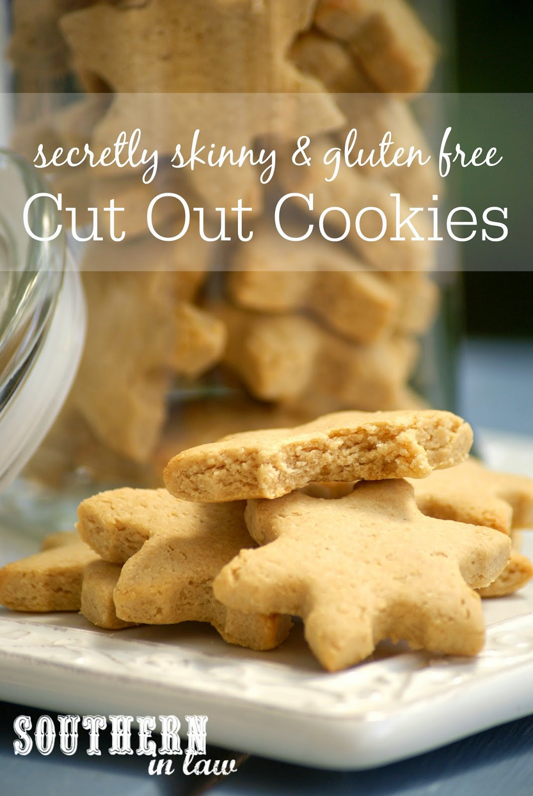 Low Fat Cookie Recipes  Southern In Law Recipe Healthier Cut Out Cookies