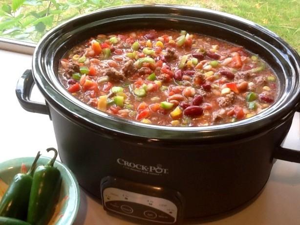 Low Fat Crock Pot Recipes  Low Fat Crock Pot Chicken Taco Soup Recipe Food