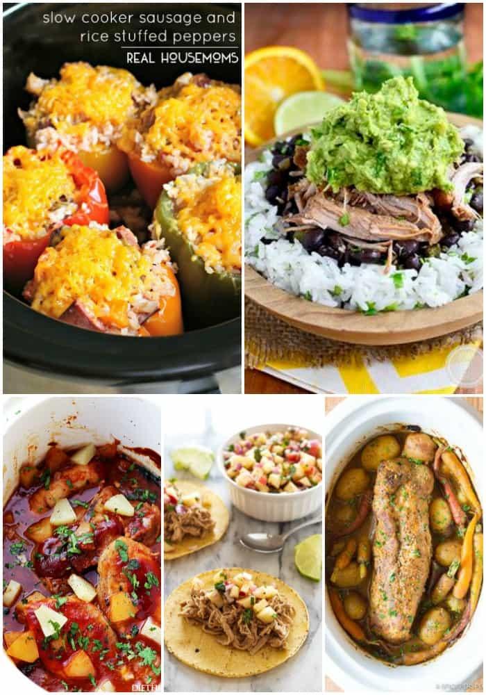 Low Fat Crock Pot Recipes  25 Crock Pot Low Fat Recipes ⋆ Real Housemoms