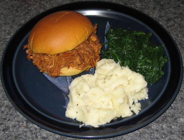 Low Fat Crock Pot Recipes  Easy Crock Pot BBQ Chicken Low Fat Recipe Food