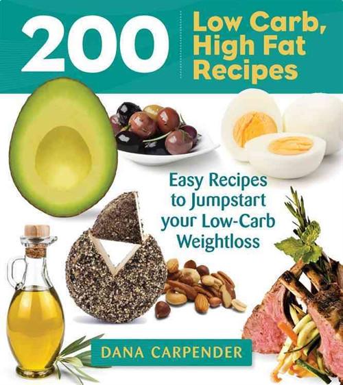 Low Fat Diet Recipes  Low Carb High Fat Diet Recipes Carolyn Rosario