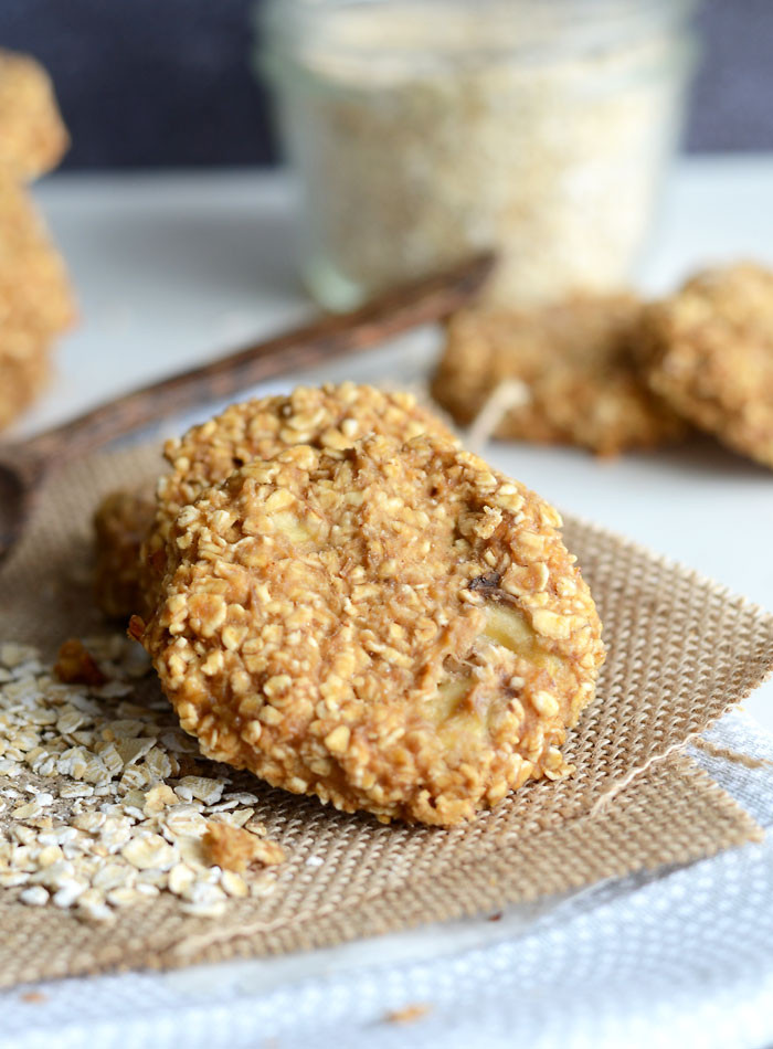Low Fat Oatmeal Cookies  Low Fat Peanut Butter Oatmeal Cookies
