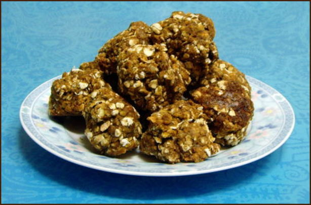 Low Fat Oatmeal Cookies  Low Fat Pumpkin Oatmeal Cookies Recipe Food