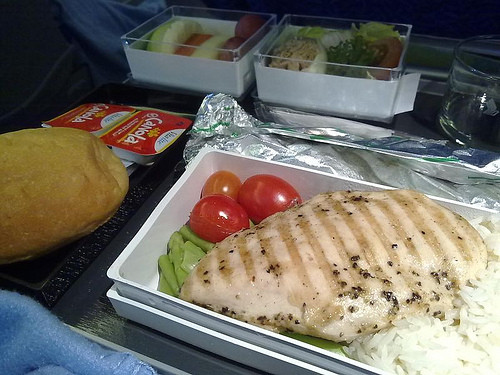 Low Sodium Dinner  The Traveling Hungryboy SQ s Low Sodium Meal Again