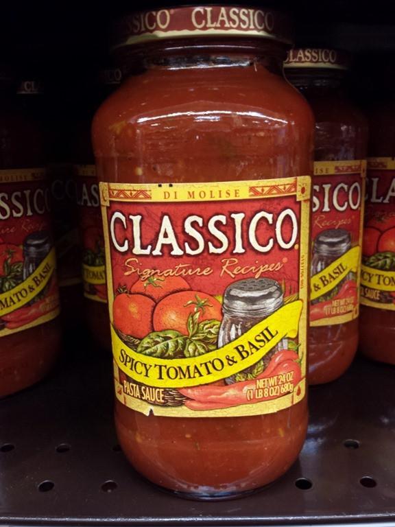 Low Sodium Spaghetti Sauce  How To Find a Low Sugar Spaghetti Sauce
