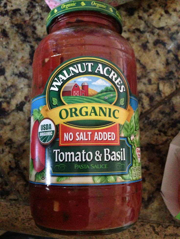 Low Sodium Spaghetti Sauce  1000 images about Low sodium cooking on Pinterest