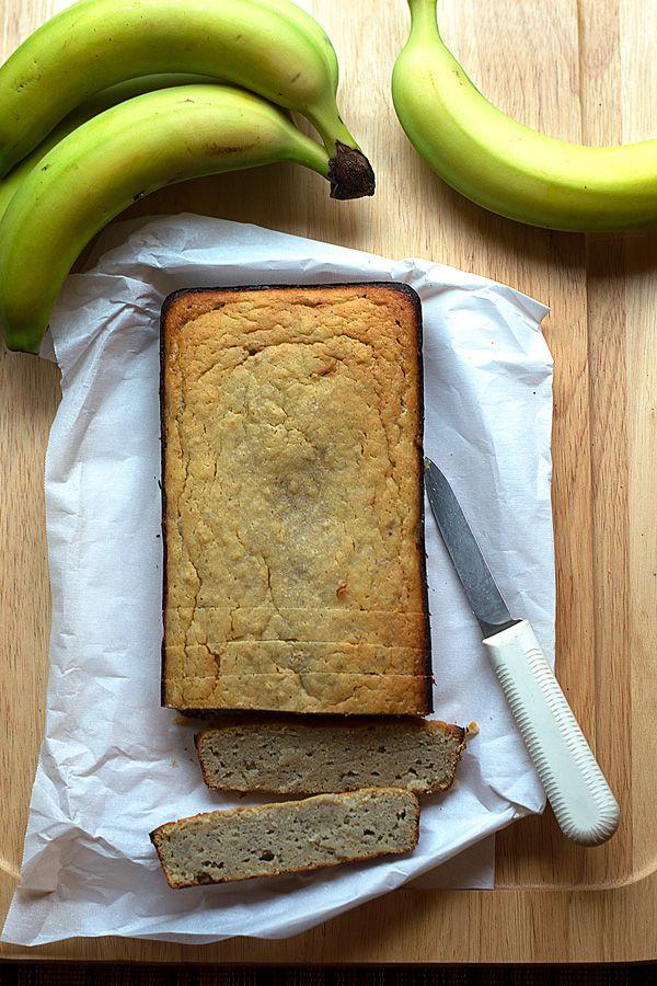 Low Sugar Banana Bread  Low Sugar Coconut Flour Banana Bread