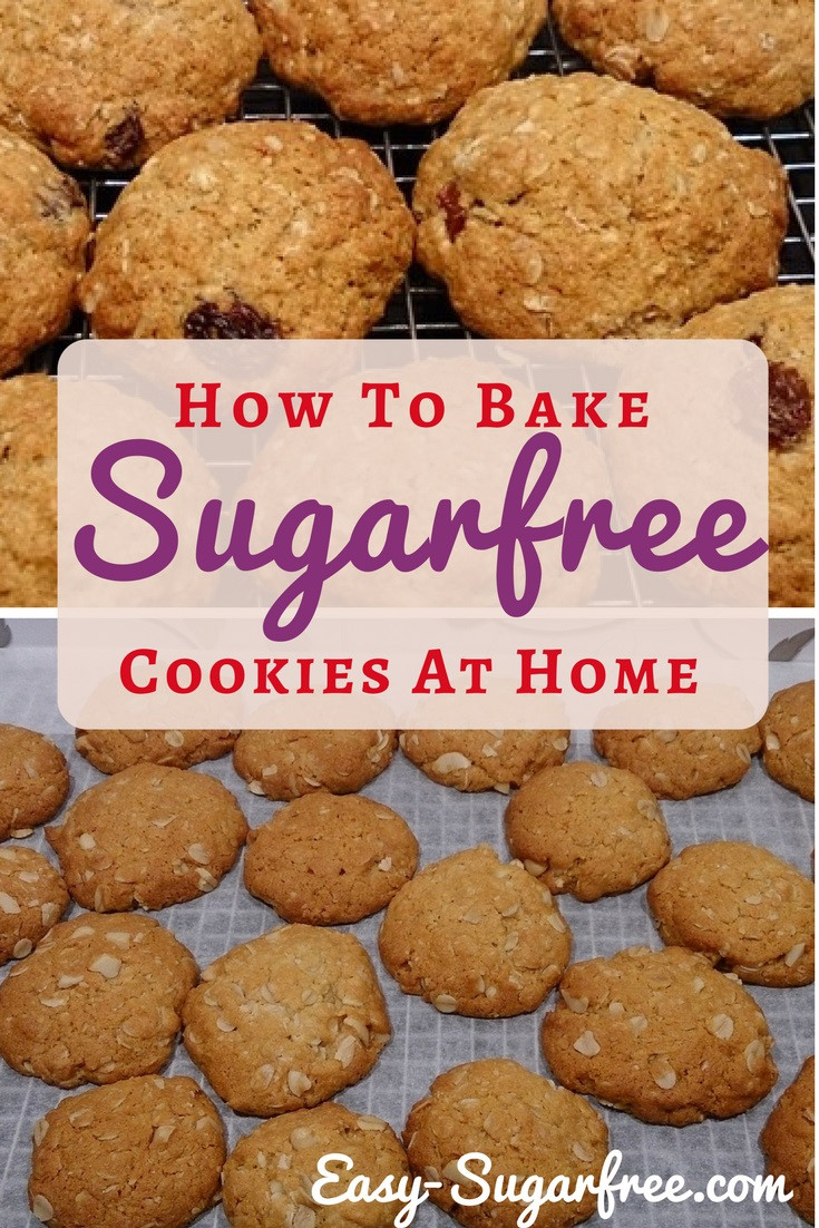 Low Sugar Desserts Without Artificial Sweeteners  Sugar Free Cookie Recipes Without Artificial Sweeteners