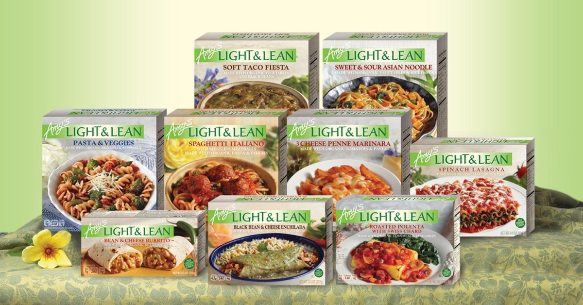 Lower Sodium Frozen Dinners  amy s low sodium frozen meals