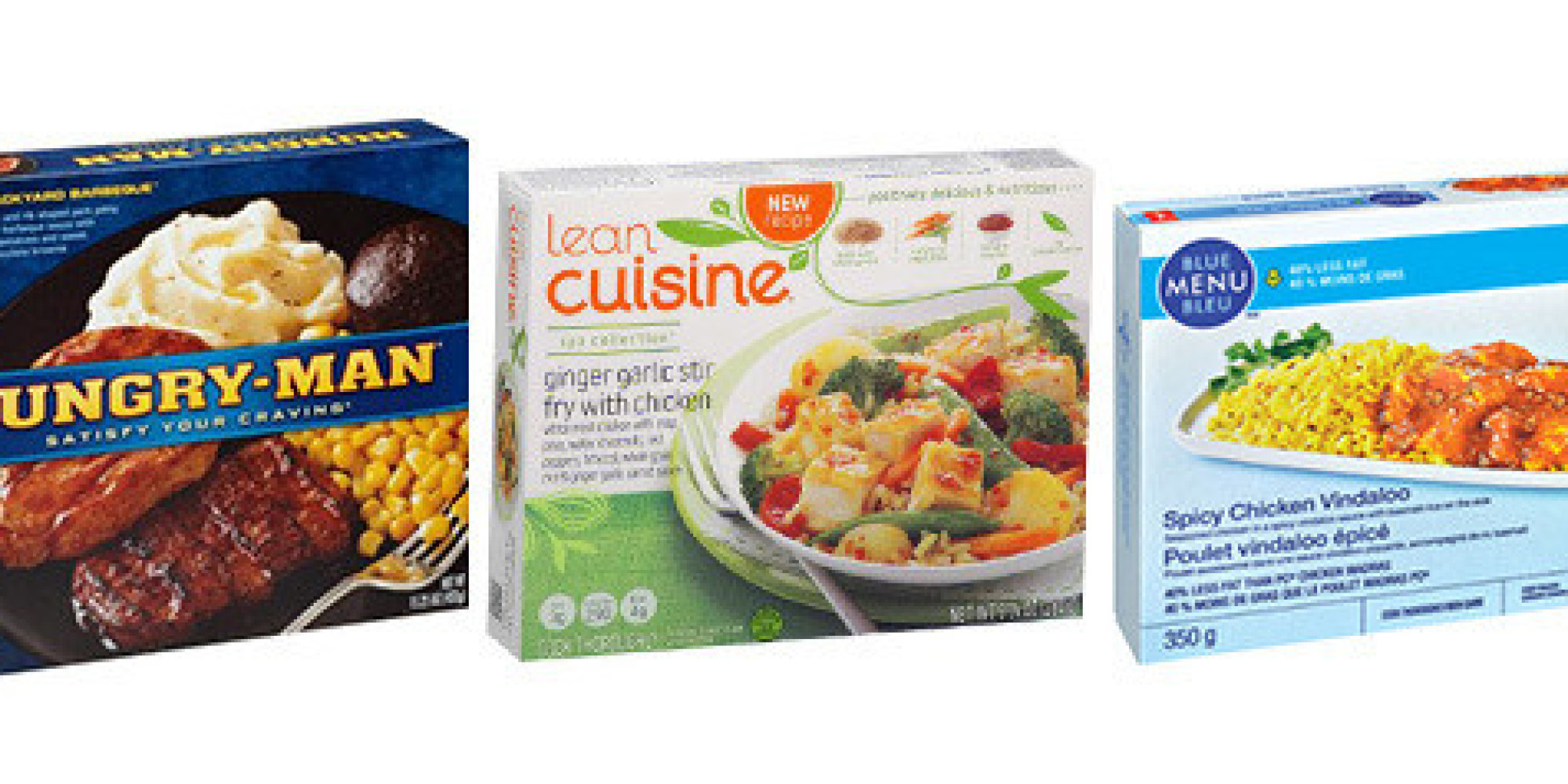 Lower Sodium Frozen Dinners  Sodium in Frozen Meals Ranked