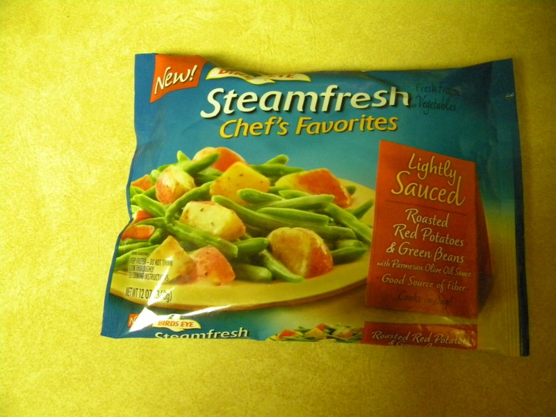 Lower Sodium Frozen Dinners  Frozen Meal Clone for Healthy Lunches