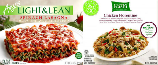 Lower Sodium Frozen Dinners  The Healthiest Frozen Dinners