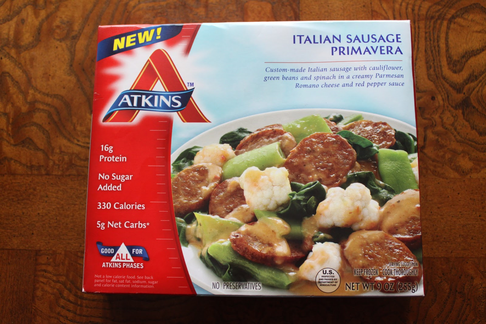 Lower Sodium Frozen Dinners  301 Moved Permanently