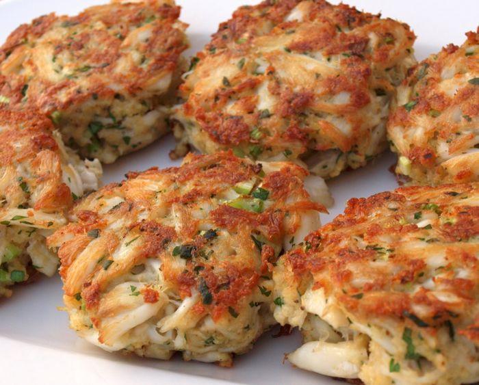 Lump Crab Cake Recipe  Jumbo Lump Crab Cakes