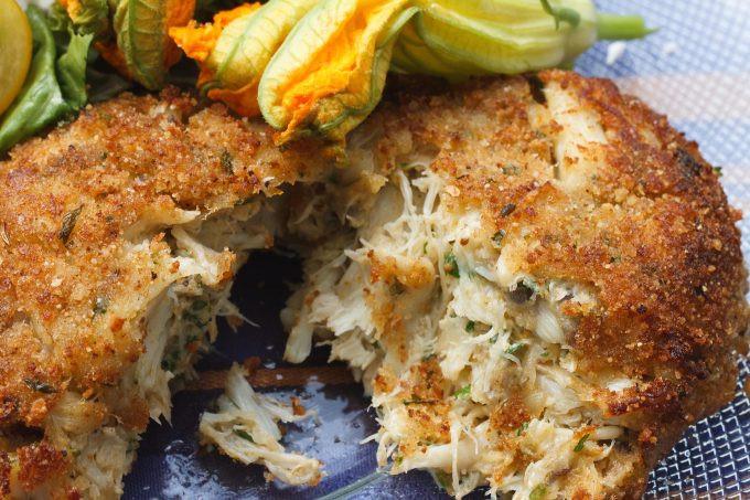 Lump Crab Cake Recipe  My Famous Jumbo Lump Crabcakes Chef Dennis