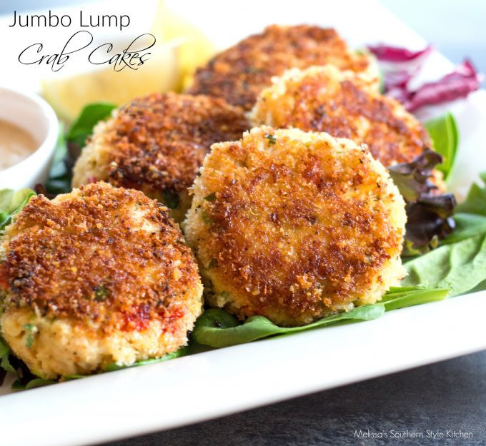 Lump Crab Cake Recipe  Jumbo Lump Crab Cakes melissassouthernstylekitchen