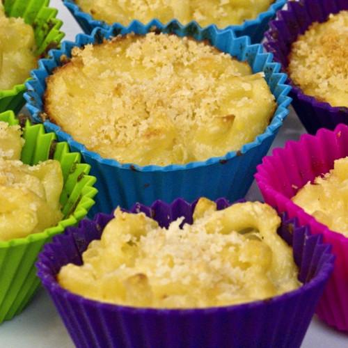 Mac And Cheese Cupcakes  Mac and Cheese Cupcakes