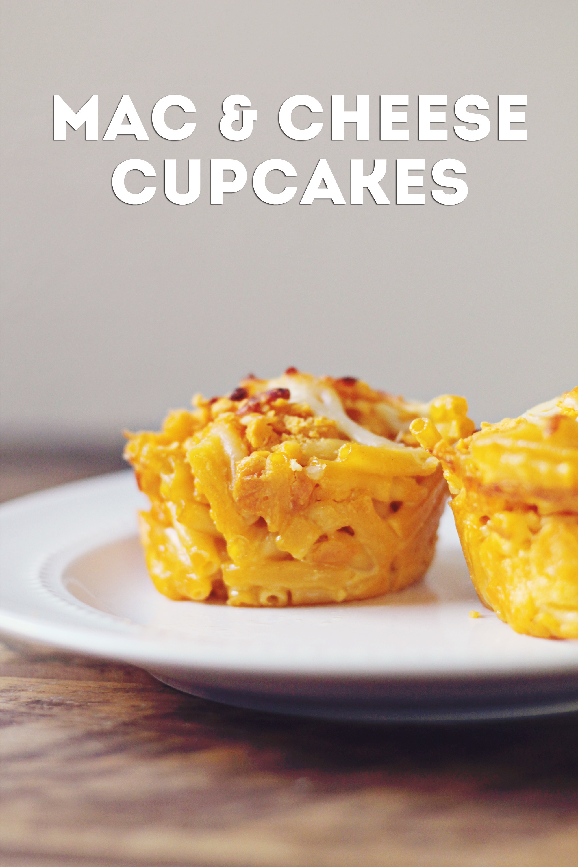 Mac And Cheese Cupcakes  Mac & Cheese Cupcake Recipe Sunny with a Chance of Sprinkles