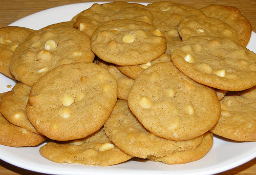 Macadamia Nut Cookies  The Best Soft and Chewy White Chocolate Macadamia Nut