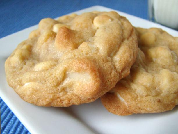 Macadamia Nut Cookies  White Chocolate Chip Macadamia Nut Cookies Recipe Food