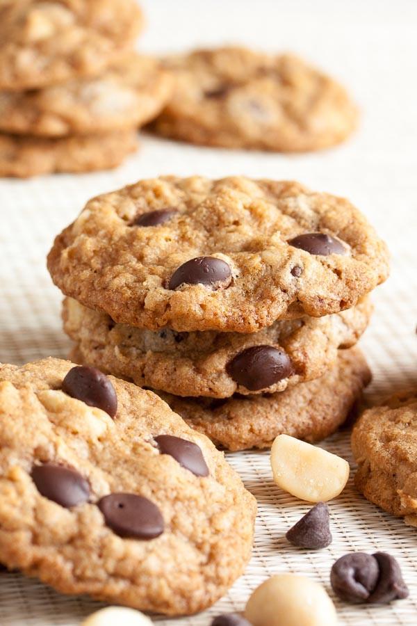 Macadamia Nut Cookies  chocolate chip macadamia nut cookies recipe
