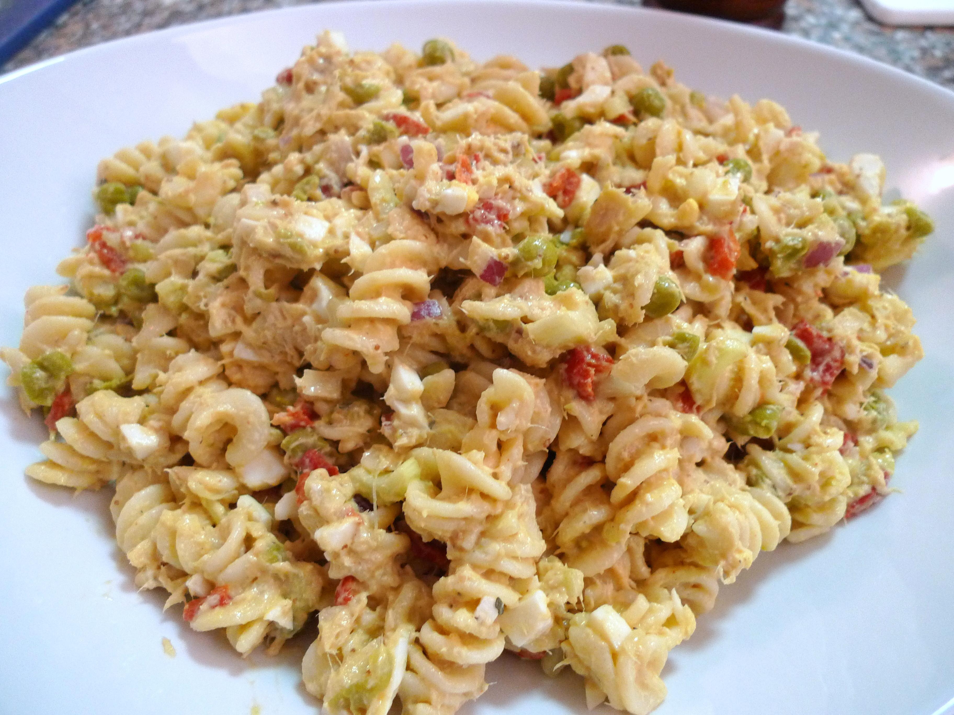 Macaroni Salad With Tuna  Tuna Pasta Salad