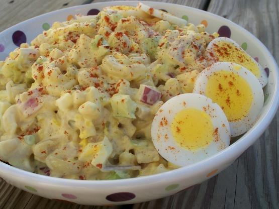 Macaroni Salad With Tuna  Tuna Macaroni Salad Recipe Genius Kitchen