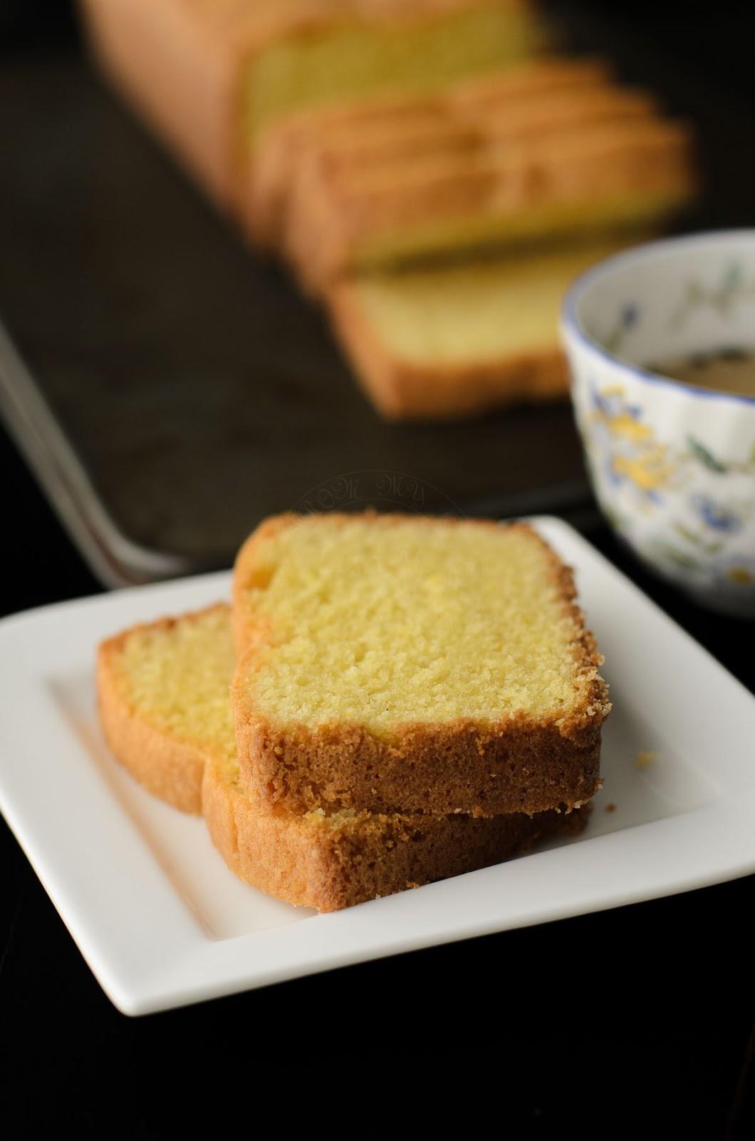 Madeira Cake Recipe  Madeira Cake Lisa s Lemony Kitchen