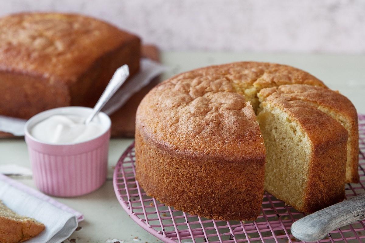 Madeira Cake Recipe  Madeira Sponge Cake Recipe