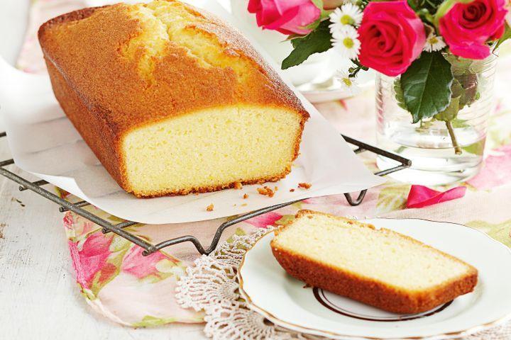 Madeira Cake Recipe  Madeira cake