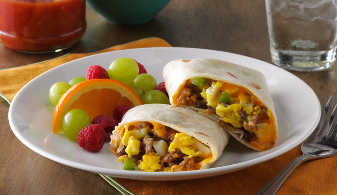 Make Ahead Breakfast Burrito Recipes  Make Ahead Breakfast Burrito Recipe