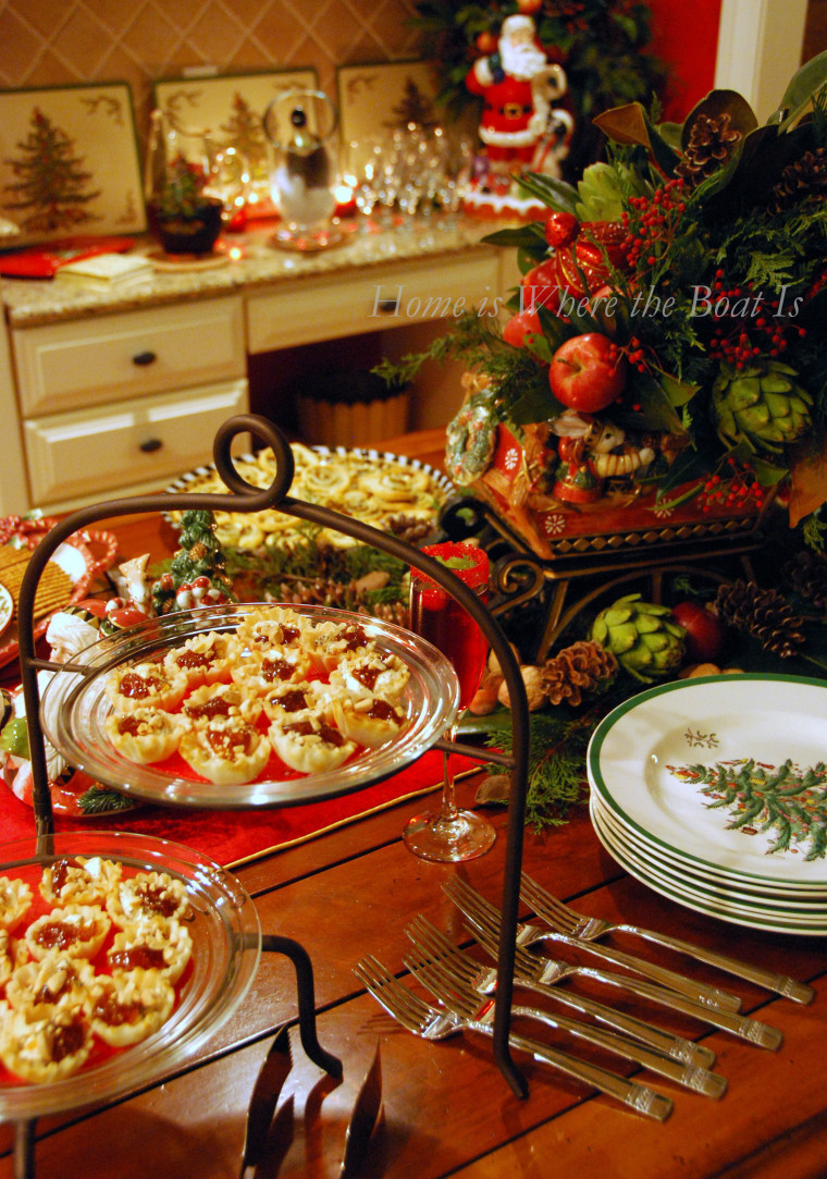 Make Ahead Christmas Appetizers  Making Lists and Make Ahead Holiday Appetizers – Home is
