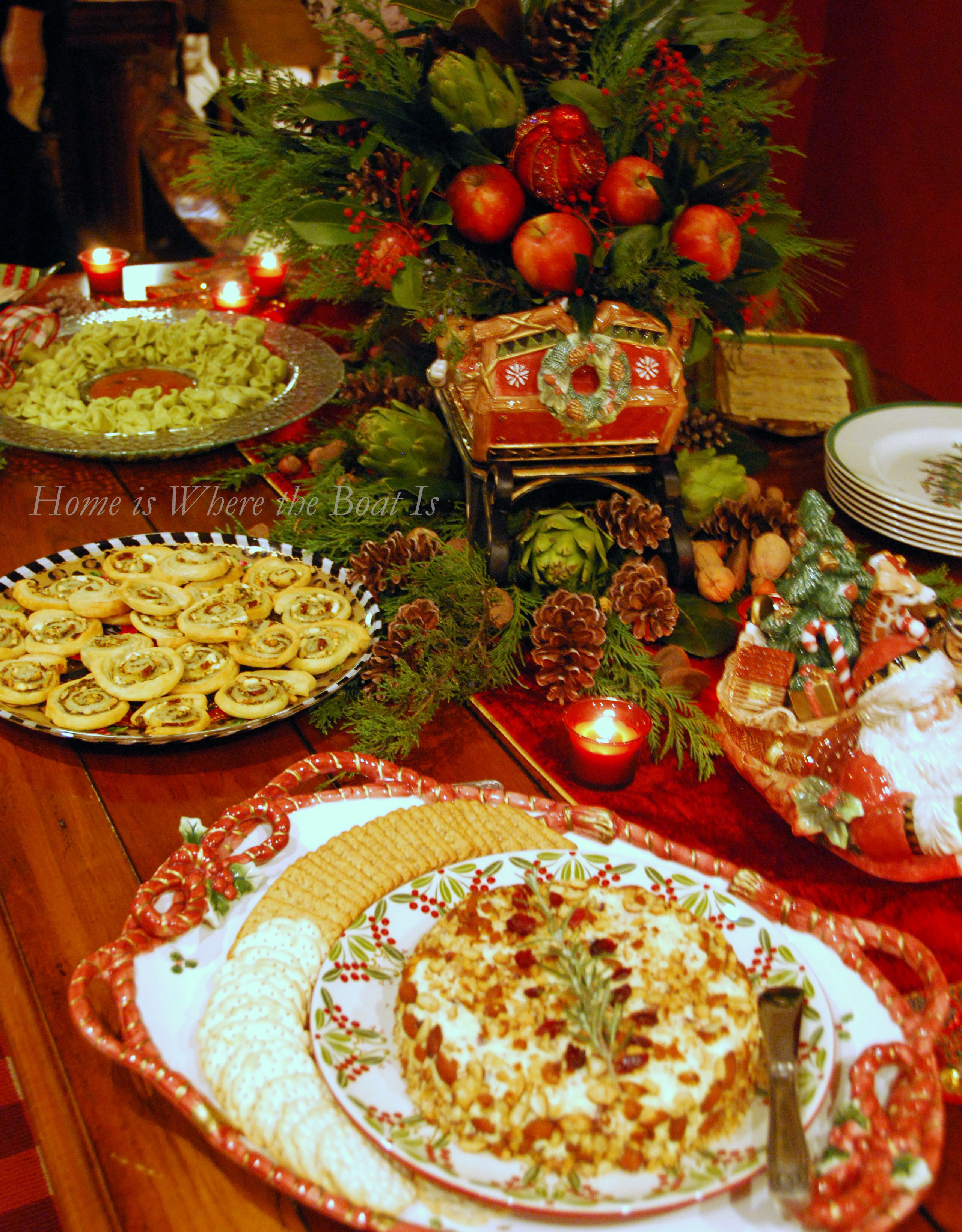 Make Ahead Christmas Appetizers  Making Lists and Make Ahead Holiday Appetizers