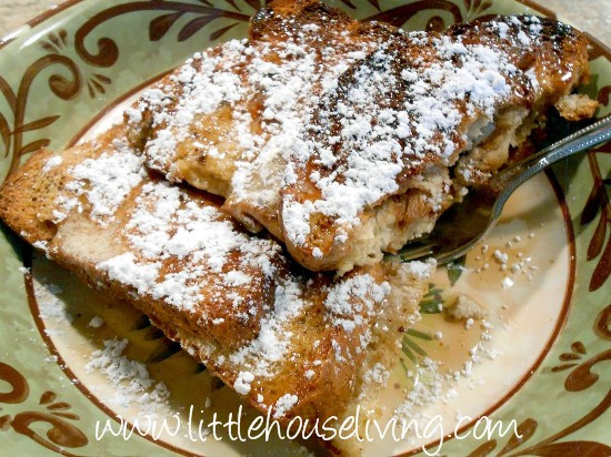Make Ahead French Toast Casserole  Make Ahead Casserole French Toast Little House Living
