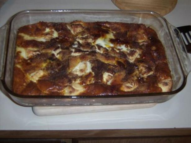 Make Ahead French Toast Casserole  Easy French Toast Casserole Make Ahead Recipe Food