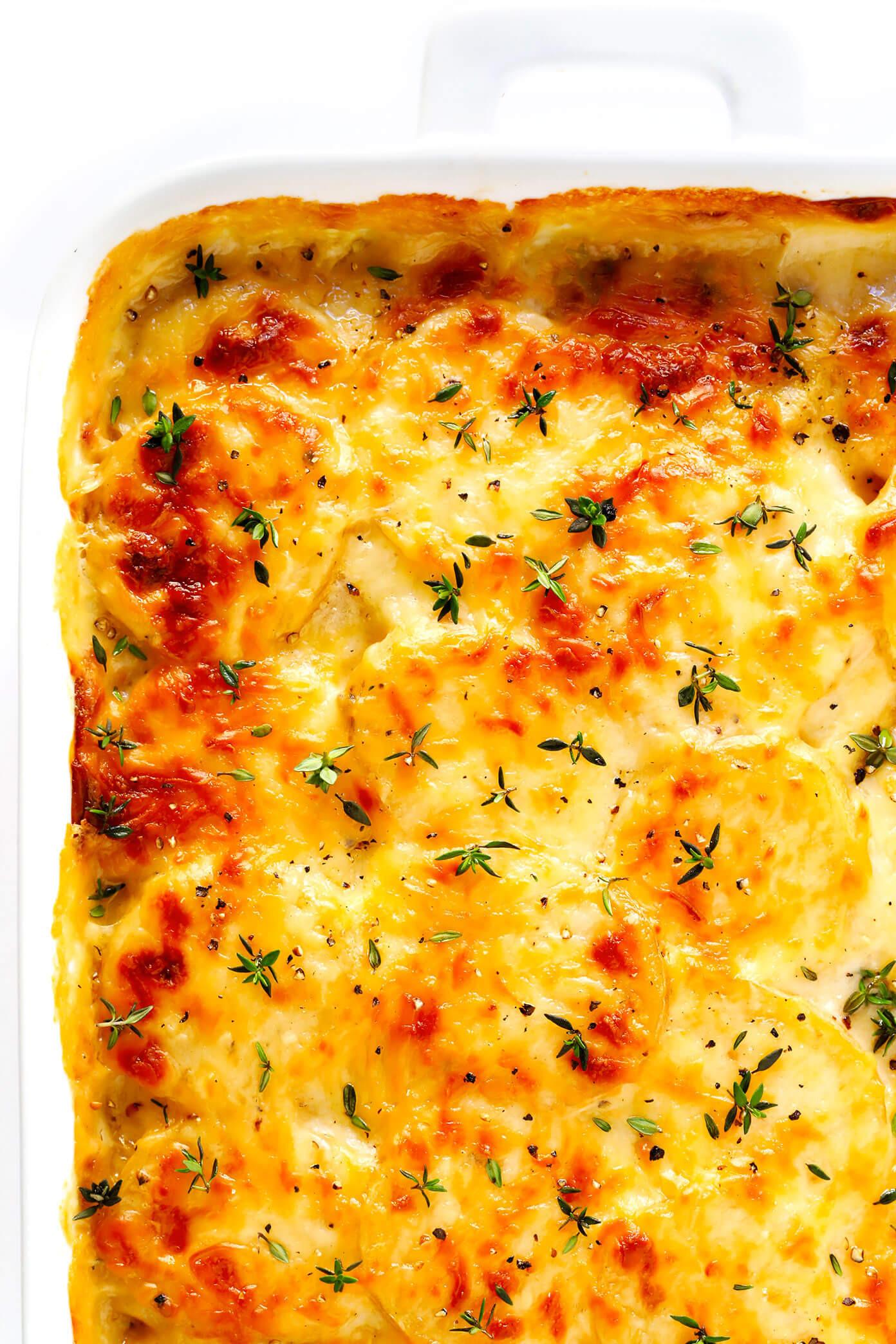 Make Ahead Scalloped Potatoes  Scalloped Potatoes