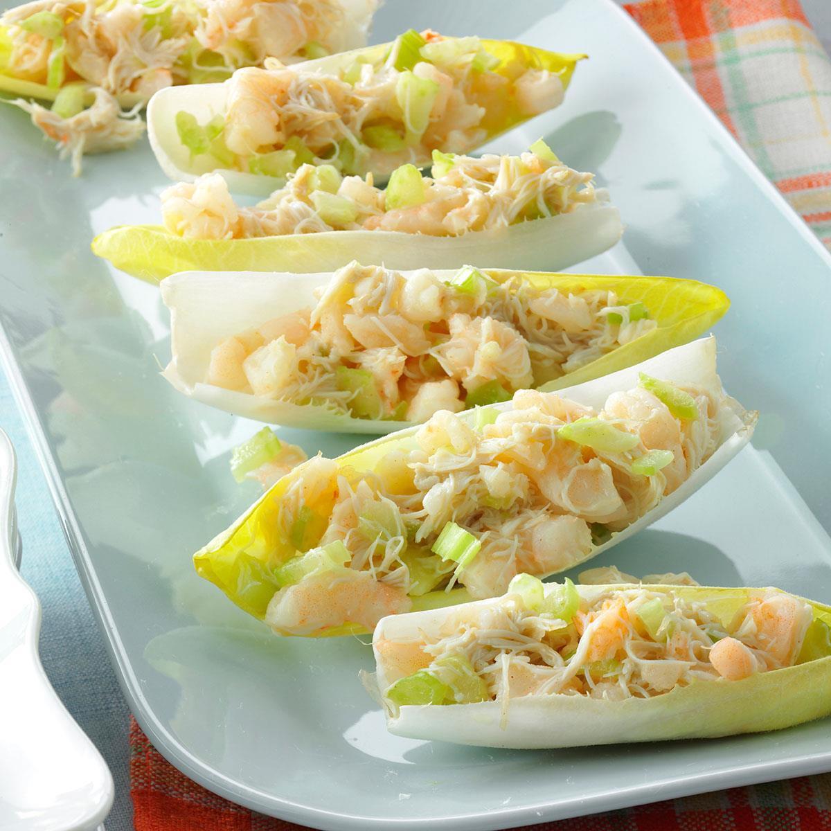 Make Ahead Shrimp Appetizers  Shrimp Salad Appetizers Recipe