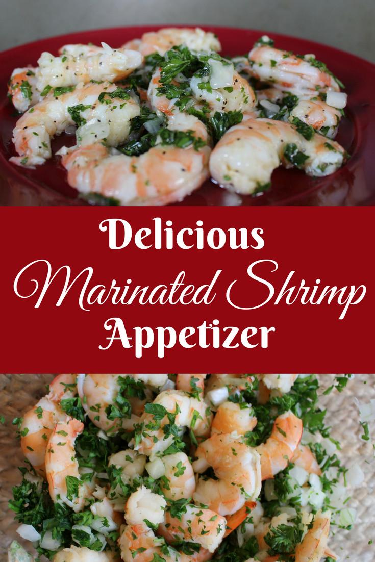 Make Ahead Shrimp Appetizers  Delicious Marinated Shrimp Appetizer