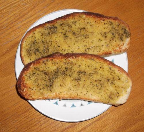 Make Garlic Bread  How to Make Homemade Garlic Bread 8Bit Mammoth