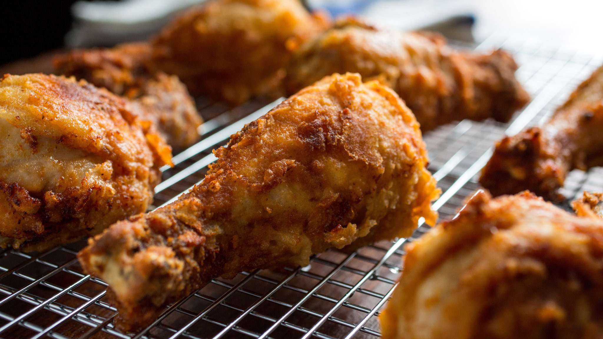 Making Fried Chicken  Make Ahead Fried Chicken Recipe NYT Cooking