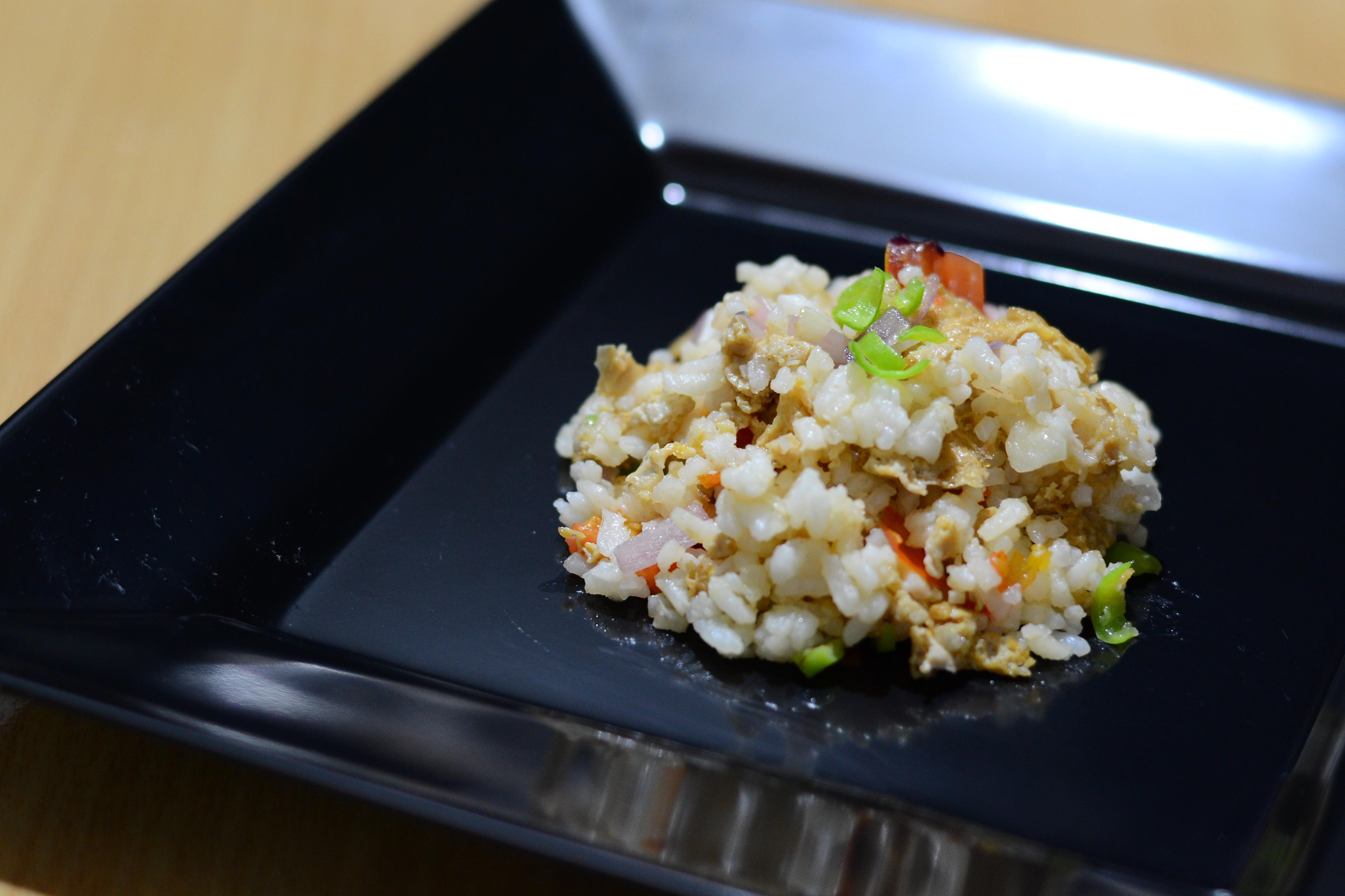 Making Fried Rice  4 Ways to Make Fried Rice wikiHow