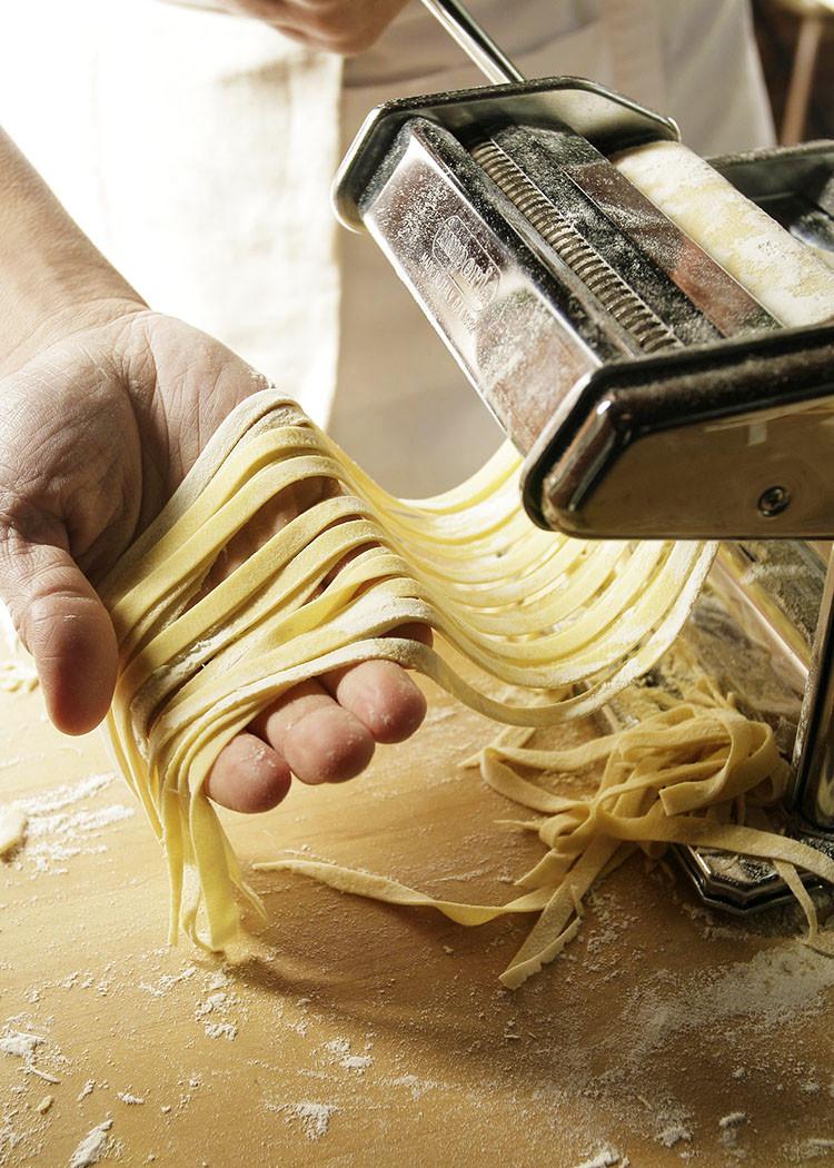 Making Homemade Pasta  How To Make Homemade Pasta