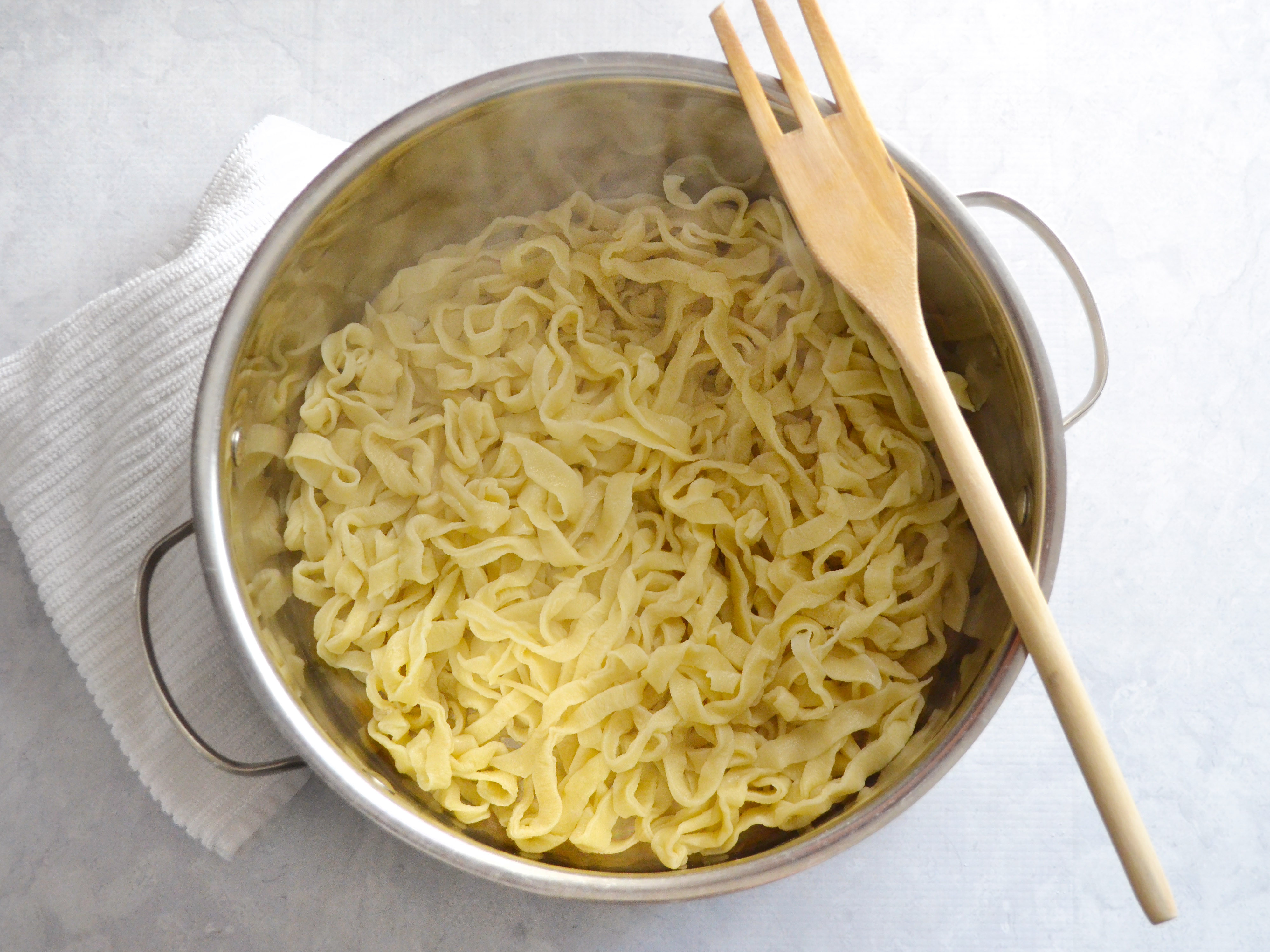 Making Homemade Pasta  How To Make Homemade Pasta Genius Kitchen