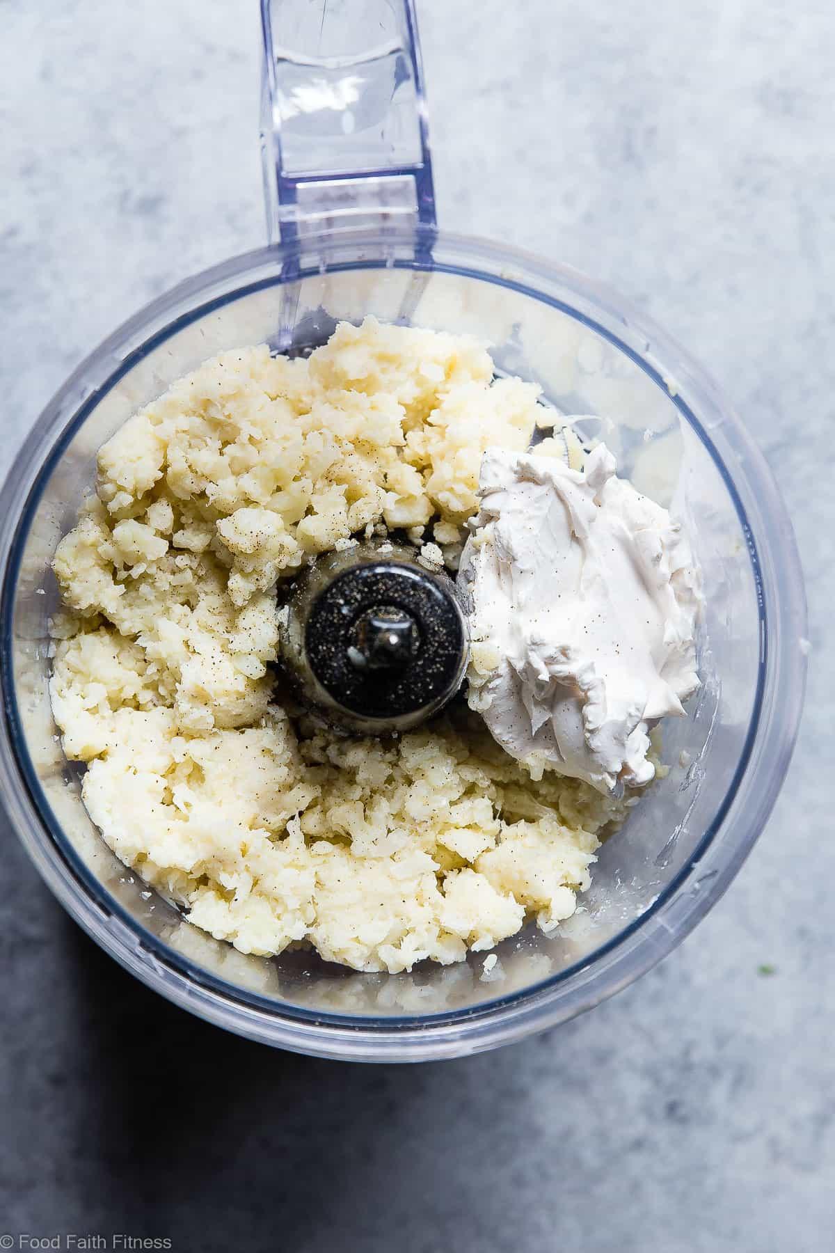 Making Mashed Potatoes  how to make mashed cauliflower taste like mashed potatoes